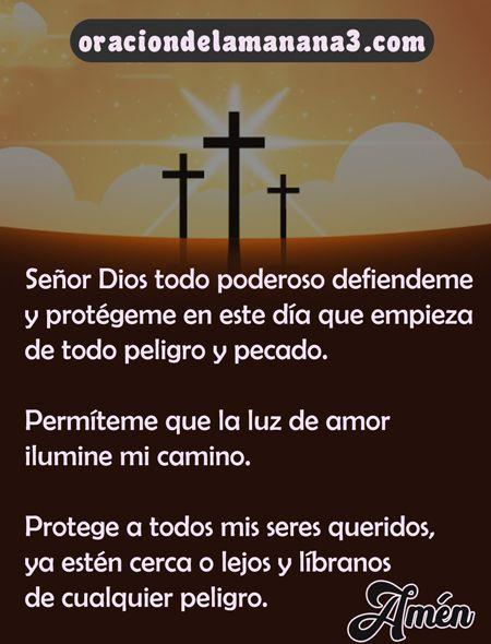 Oración cristiana para rezar al despertar